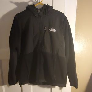 The North Face Black Fleece Jacket (Womens)